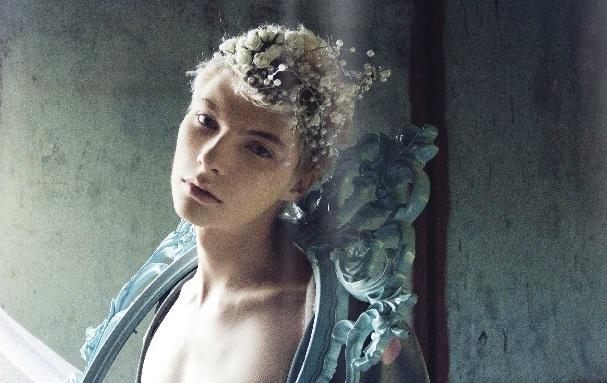 Fara bariere in lumea modei- modelul androgin
