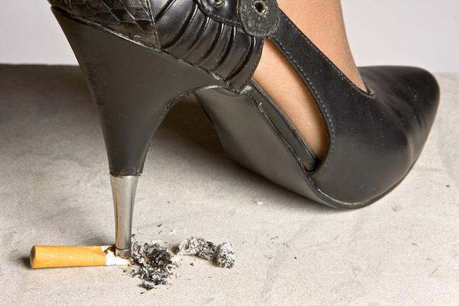 Fumatul, asa de greu sa te lasi?