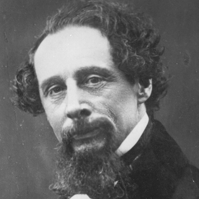 Charles Dickens, din alta umbra