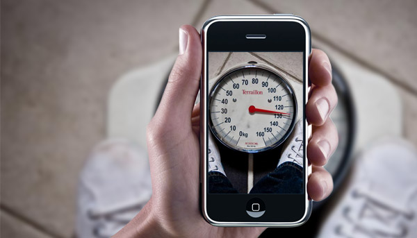 Aplicatii smartphone pentru slabit
