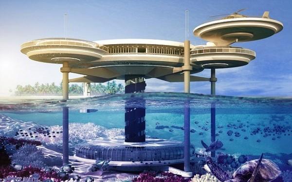 Orasul subacvatic