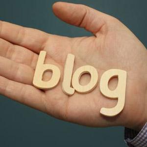Blogul valoros se cunoaste din start