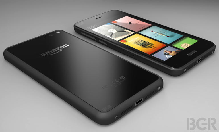 Smartphone Amazon Fire