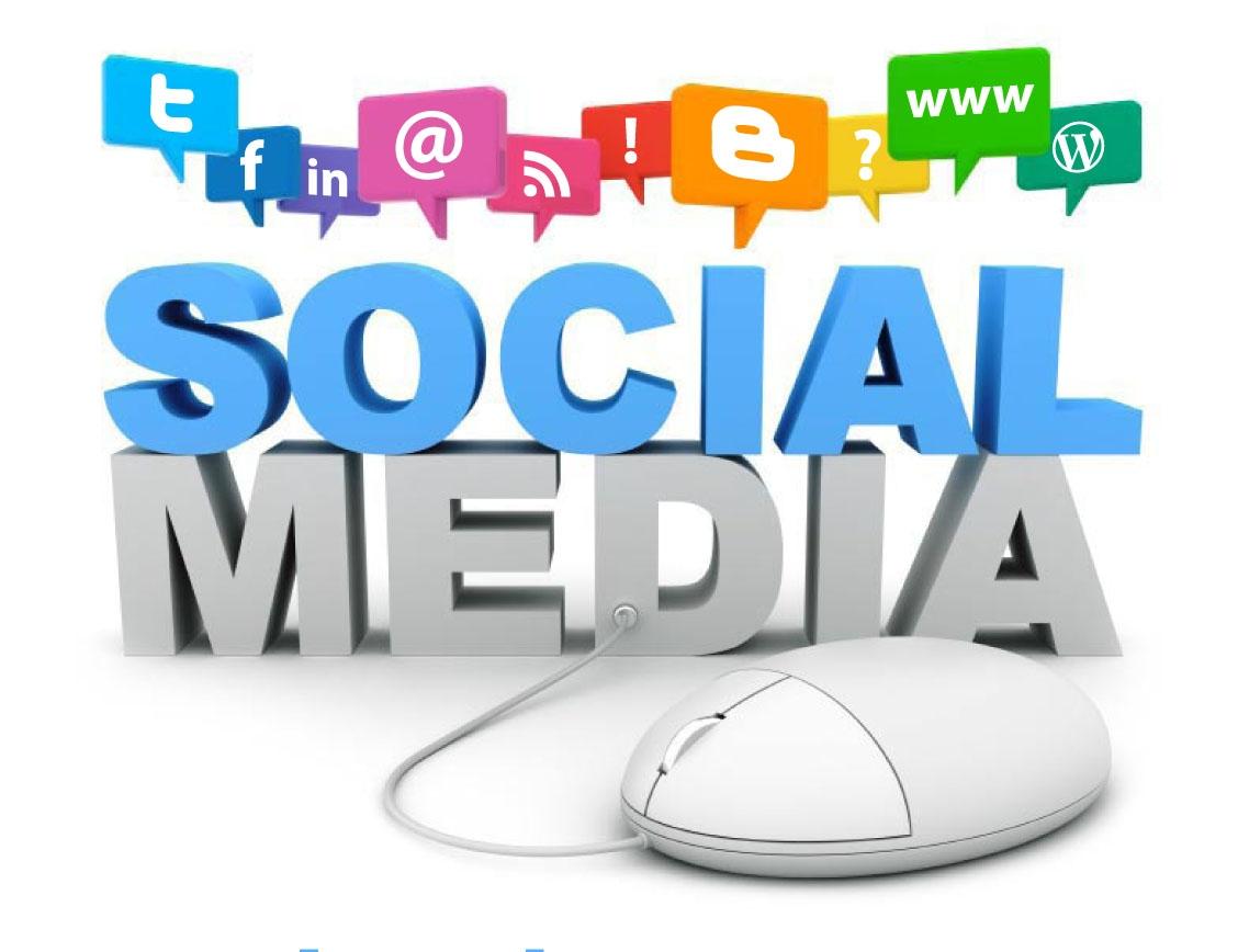 Social Media in prezent