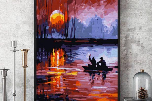 Pictorul Fericit – magazinul online de pictura care va da startul acestei pasiuni